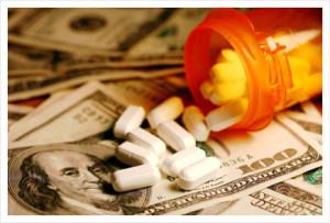 sale of prescription drugs