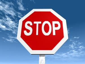 stop sign violations florida
